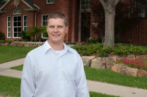 Casey Wier - Landscape Division Manager of Yellow Rose Landscape Services