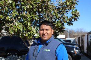 Tomas Gonzalez Jr – Maintenance Division Manager